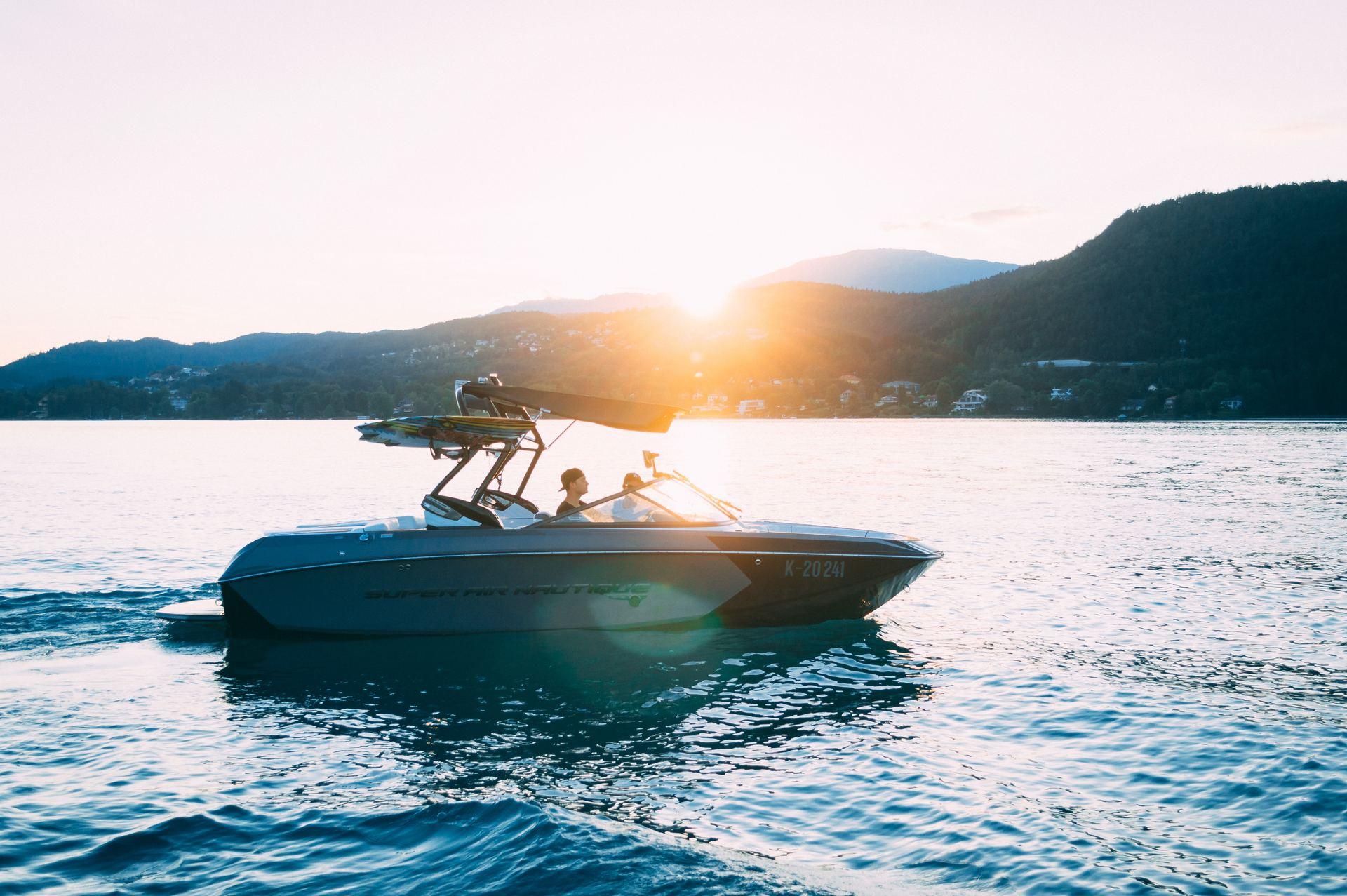 Ska du ut med båten i sommar?