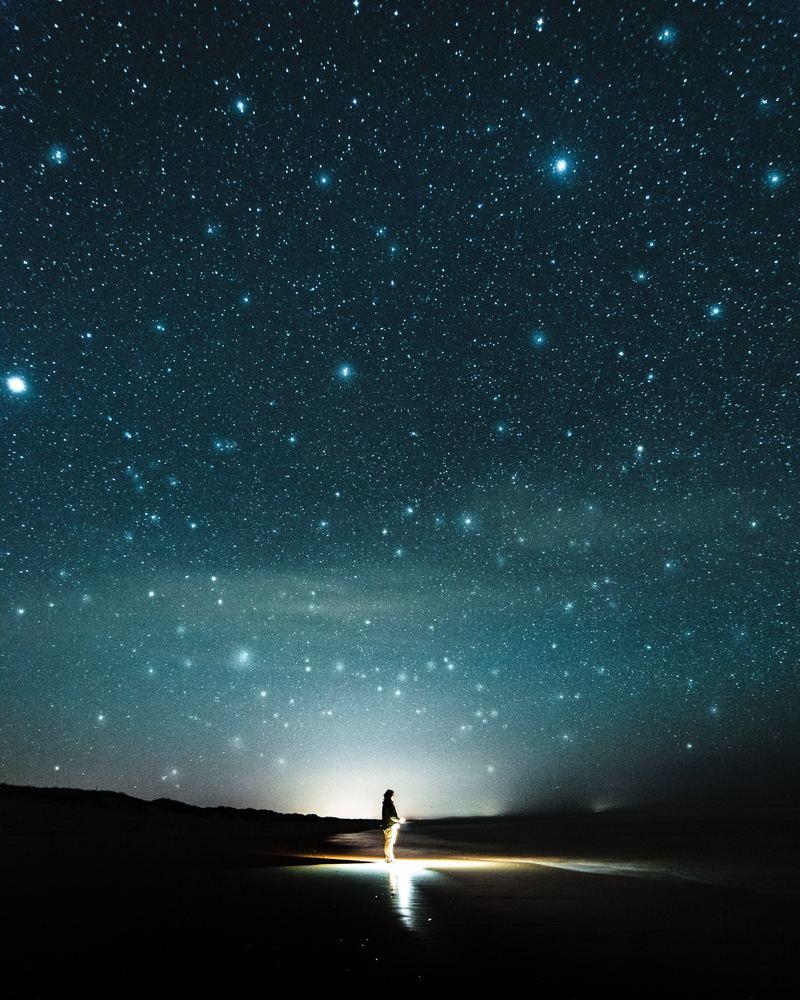 Utforska stjärnorna