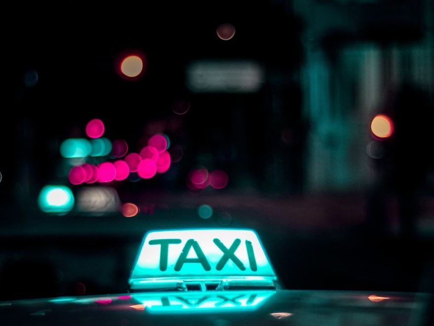 Taxi är tryggt, smidigt och enkelt